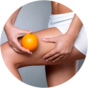 Mésothérapie Peau orange